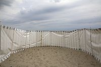 Marike Schuurman, photography, Ostsee, Meer, windschirme, sichtschirme, public/private gdr, eastern europe sea, windscreens, sightscreens, no seaview, barrier, border, grenze, sichtgrenze, kein meer sehen